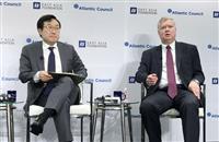 【北朝鮮核問題】ビーガン氏と李度勲氏が講演 北朝鮮非核化で中国の建設的役割期待