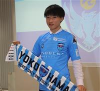 【東北ひと語り】サッカーJ2・横浜FCに入団内定の仙台大4年・松尾佑介選手(21)