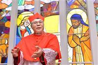 【一聞百見】法王に次ぐ聖職者、ルーツは長崎 ローマ・カトリック教会枢機卿の前田万葉さん…