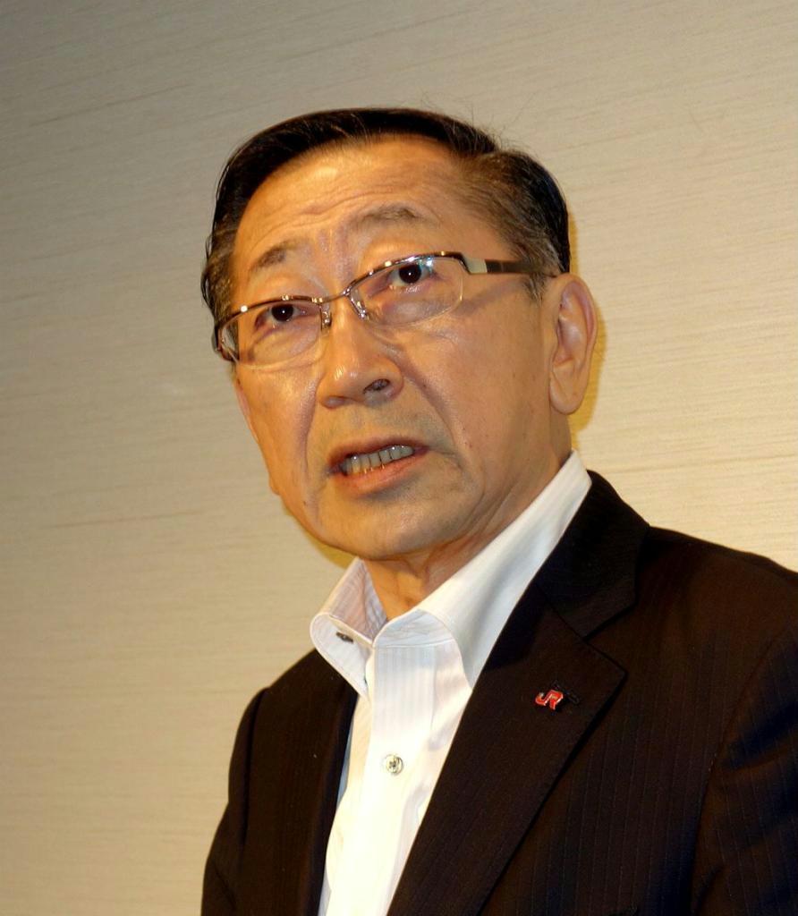 JR九州・青柳社長、買収防衛策導入せず - 産経ニュース