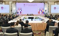 ASEAN外相会議 南シナ海など協議
