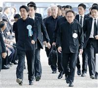 沖縄「慰霊の日」続く政治利用 「祈りの場なのに…」