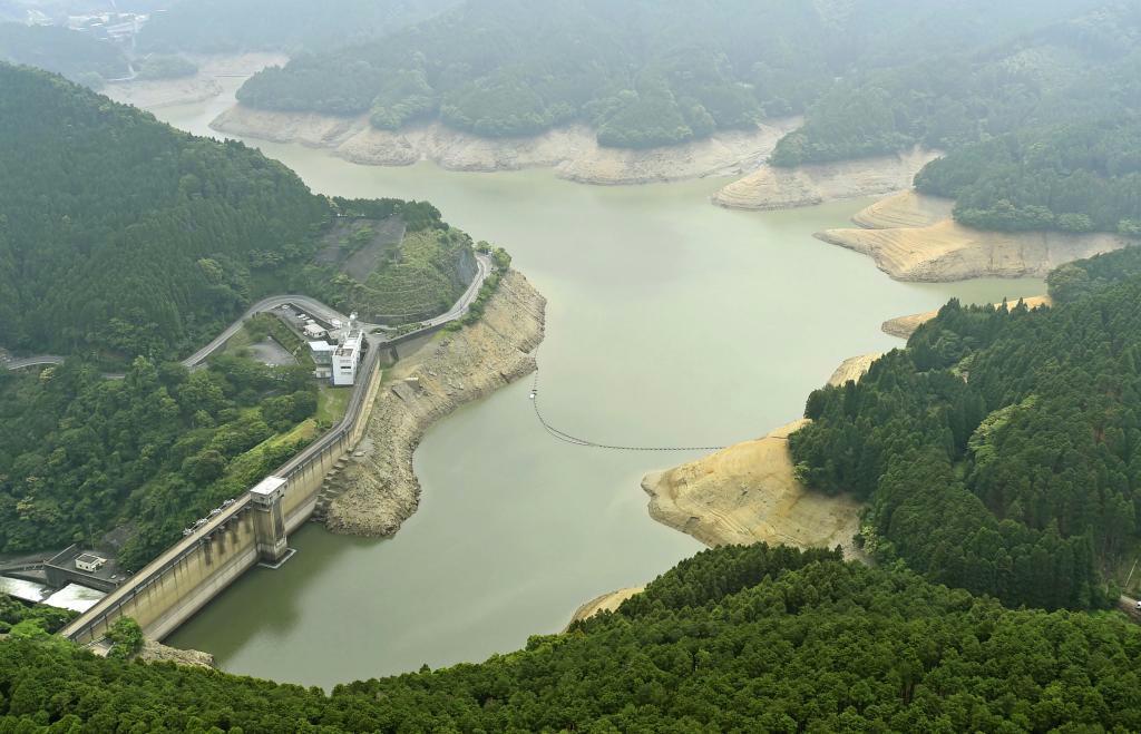 神奈川 ダム 貯水 率