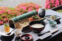 二条城で朝食満喫を 非公開の香雲亭で特別メニュー