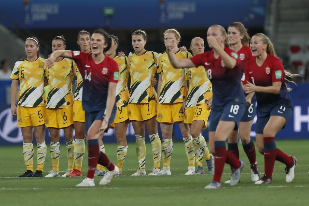 ドイツノルウェーが8強 サッカー女子w杯第15日 産経ニュース