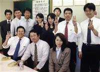 【話の肖像画】作家・江上剛(65)(7)合併に異論、支店へ転出