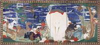 若冲で知られる米プライス・コレクション、日本に里帰りへ 一部を出光美術館が購入
