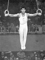 【PlayBack東京1964】つり輪握った瞬間「いける」 体操団体と種目別で2冠・早田卓次