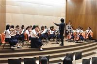 大和文華館に優雅な音色 帝塚山中・高の弦楽部員演奏 奈良
