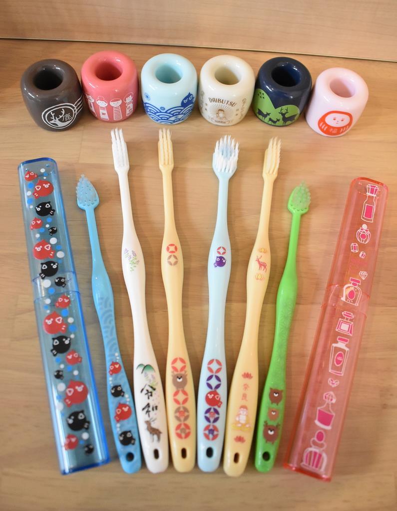 磨きやすい歯ブラシ
