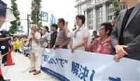 「賠償、謝罪を」勤労挺身隊員の女性、三菱重株主に訴え ソウルでの控訴は棄却