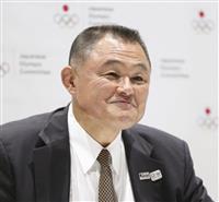 山下JOC新会長に祝意 国際柔道連盟会長