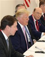トランプ政権「日米同盟深化確認」の声明発表