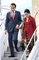 インドネシア大統領選 ジョコ氏の勝利確定