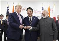 米印首脳会談「過去に例のない蜜月」強調