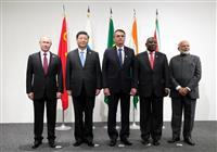 露大統領「WTO破壊に反対」 BRICS会合で米牽制