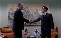 米特別代表、北との合意を「同時・並行的に進展」