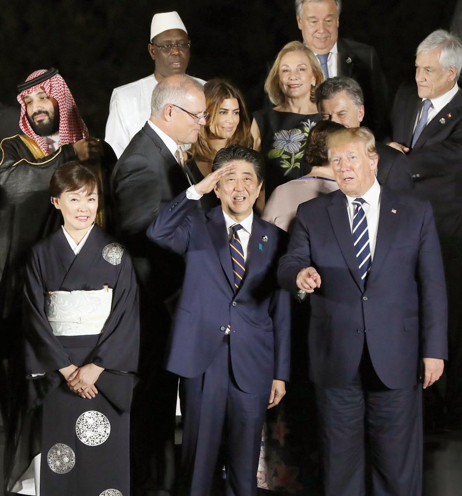 【オオサカ、ビューティフル】とトランプ大統領 ->画像>7枚
