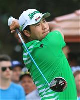 松山英樹、11位に浮上 米男子ゴルフ第2日