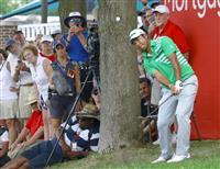松山英樹「崩さなかったのは大きい」と自己評価 米男子ゴルフ第2日