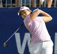 畑岡奈紗、好スタートに満足 米女子ゴルフ第1日