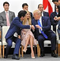 トランプ氏、日米安保条約は「不公平」 破棄は「考えず」