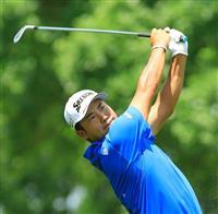 「流れに乗れなかった」 米男子ゴルフ・松山