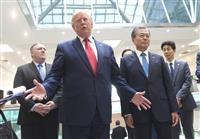 米朝、2~3週間内に実務協議 両首脳、53分間会談