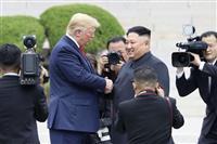 北非核化交渉、軌道乗るか 米朝首脳、実務協議再開合意
