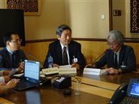 「地獄の島」は誤解 軍艦島の元島民らが韓国側に反論