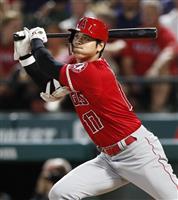 大谷翔平、今季初の2二塁打 好走塁も光る