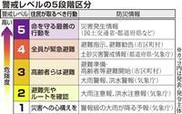 【西日本豪雨1年】先月の豪雨、伝わらなかった危機感 新ガイドライン周知に課題