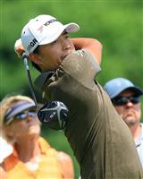 4大会ぶり予選通過の小平「やっと自分のゴルフできた」