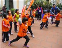 ミズノ開発の運動プログラムがベトナム義務教育に来秋にも導入