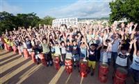 世界遺産登録、大阪の地元「待ち遠しかった」