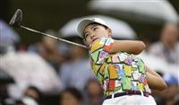 ピンチしのいだ渋野、ツアー2勝目に照準 女子ゴルフ