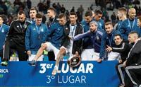 アルゼンチンが3位 サッカー南米選手権