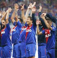 FC東京が逆転勝ち J1、川崎はドロー
