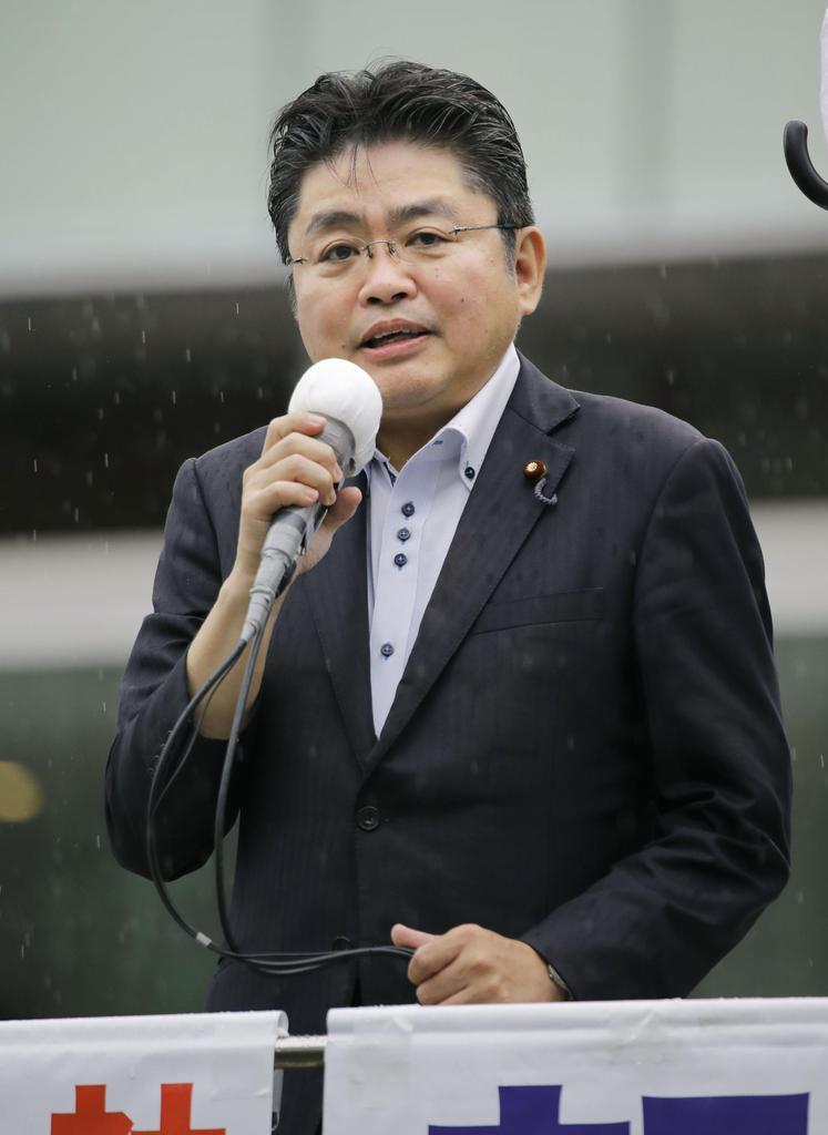 社民党の吉川元幹事長