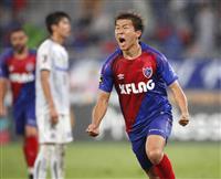 FC東京・永井 全得点に絡む働き「後半戦でいいスタート」