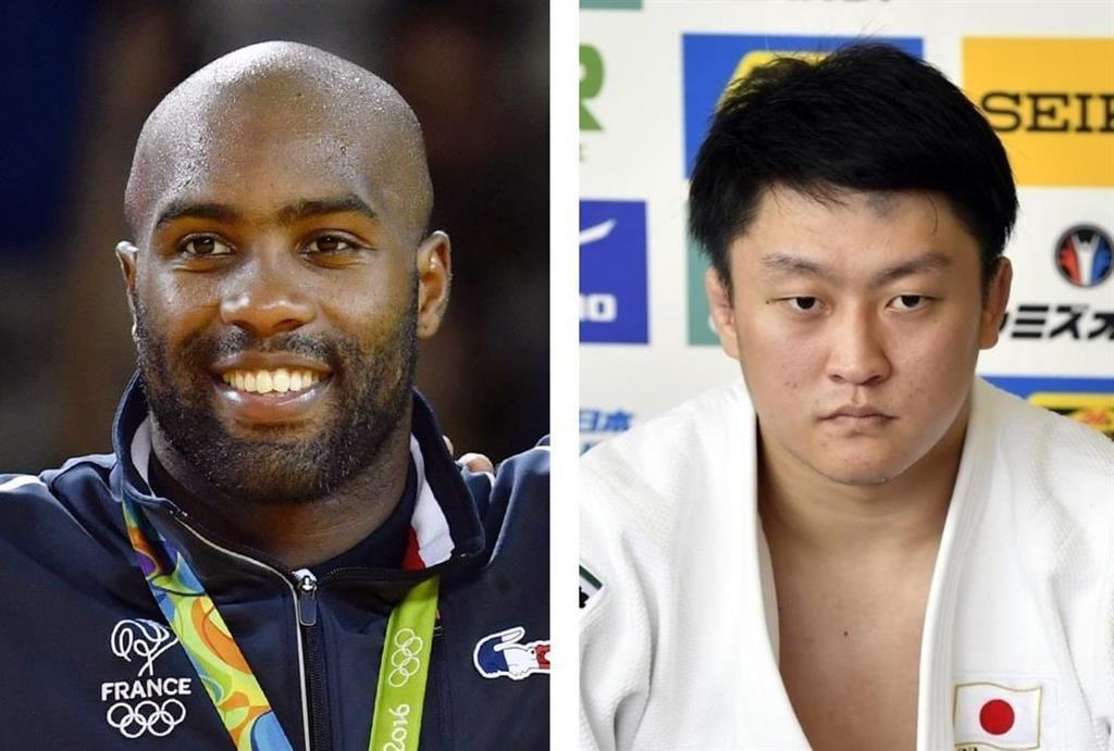 (左から)テディ・リネール、原沢久喜