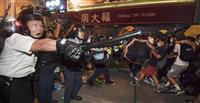 香港・九竜デモ 「23万人」参加も強制排除乗り出す