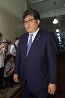 自民・萩生田氏、総裁日程のHP事前公表なしは「組織的に妨害する人がいるから」
