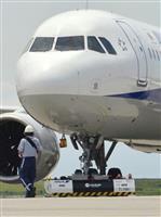 佐賀空港にリモコン式牽引車 全日空、国内航空で初導入