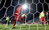 チュニジアなどが8強入り サッカーのアフリカ選手権