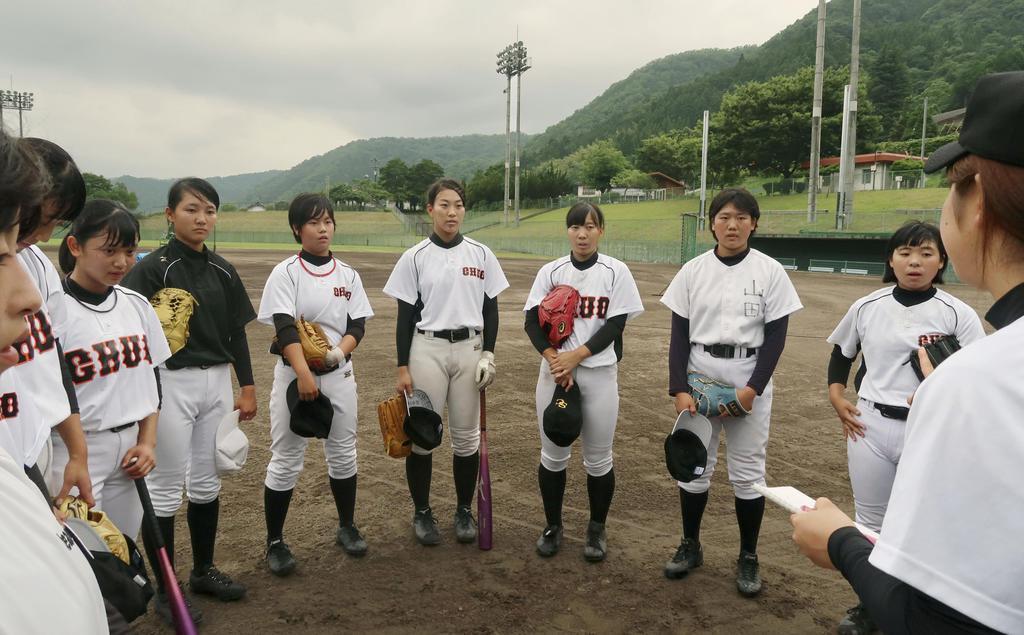 島根に初の女子硬式野球部 県内外から予想超える生徒 - 産経 ...