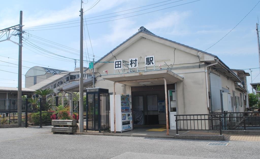 昭和32年、交流電化の起点となった田村
