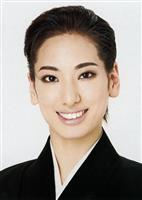 花組トップに柚香光さん 宝塚歌劇団