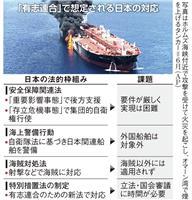 有志連合、日本参加に「4つの法的枠組み」 実現には課題