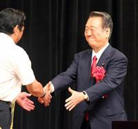 【参院選】小沢一郎氏ようやく登場 激戦・静岡で国民候補を初応援